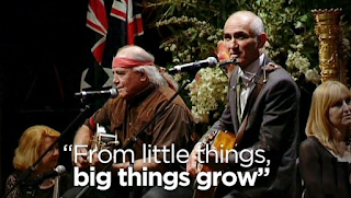 Paul Kelly and Kev Carmody - From Little Things