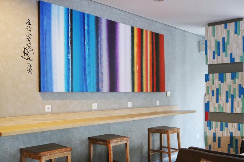 Warking Space At Hotel Budget Yogyakarta