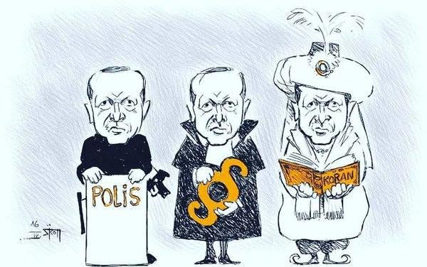 Ερντογάν: Επιτυχίες και «επιτυχίες»…