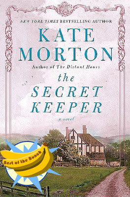 The Secret Keeper with BOTB sticker