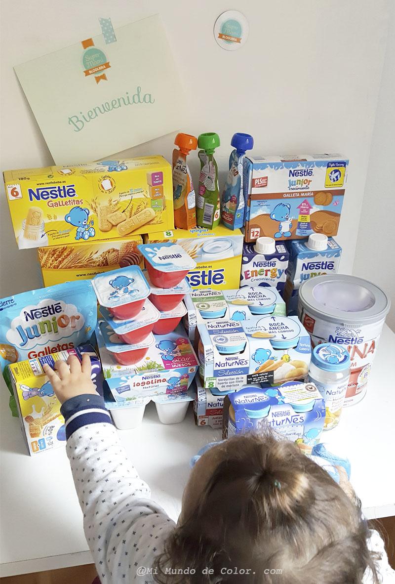 recomendaciones alimentación infantil