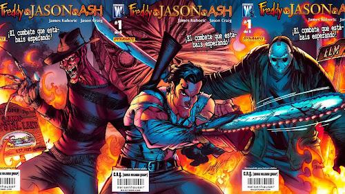 Freddy vs Jason vs Ash [6/6] [Español] [PDF] (MEGA)