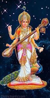 saraswathi devi images