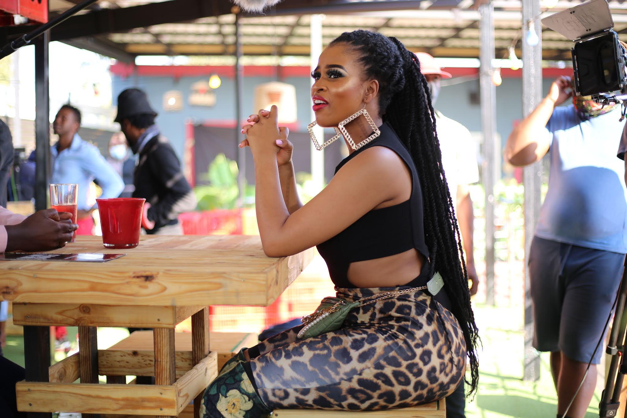 Get to know one of Uzalo's most educated actresses Cocoa 'Nomalanga Shabane'