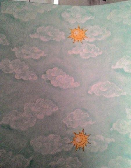 Wallpaper Wallsticker Lantai Kayu Lantai Vynill Carpet Custom Interior Wallpaper Anak