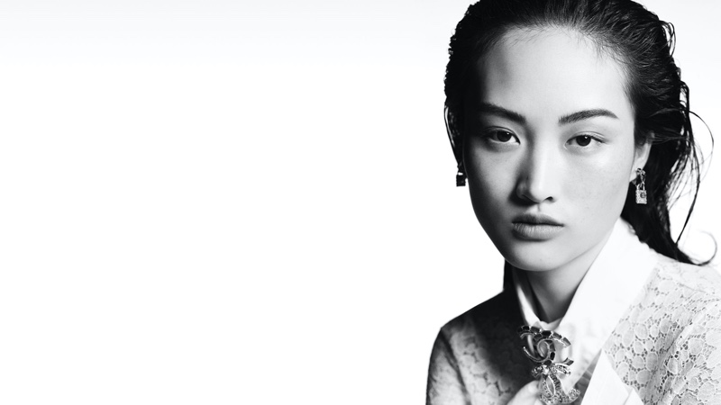Jing Wen fronts Chanel resort 2020 campaign