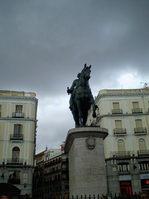 Plaza de Colón Madri Espanha