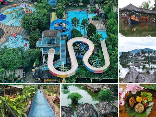 tektona waterpark kampung batu malakasari