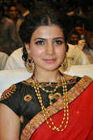 Samantha Gorgeous at So Sathyamurthy Audio HeyAndhra