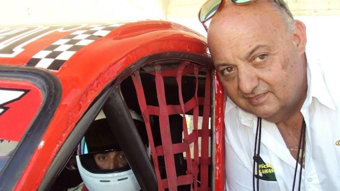 Falleció Carlos Rubén Calamante