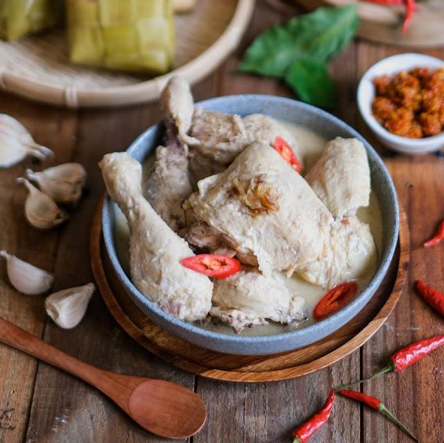 Resep Membuat Opor Ayam Sajian Lebaran 2021 Enak dan Sederhana