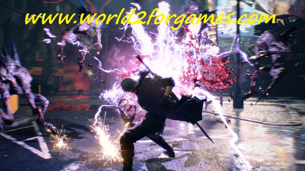 Free Download Devil May Cry 5