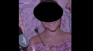 Menina de 11 anos está desaparecida. O nome dela é Yasmim