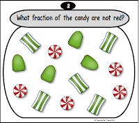 Example of Candy Jar Fractions