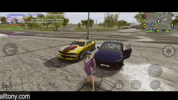 تحميل لعبة MadOut2 BigCityOnline سبيهة GTA 5 للأيفون والأندرويد