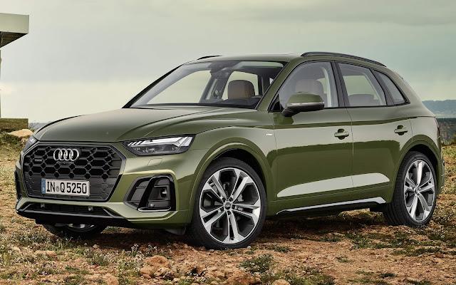 Novo Audi Q5 2021