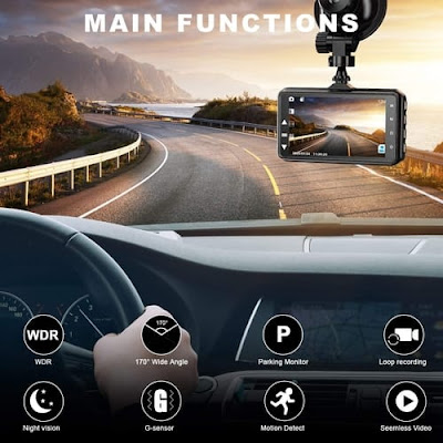 ZIAMRE Car Camera Review