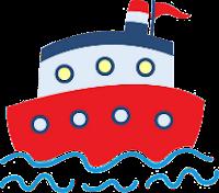 Navio do Ursinho Marinheiro