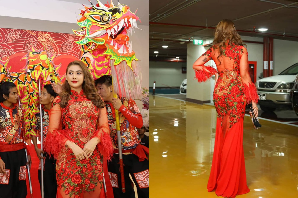 Photos: Thinzar Wint Kyaw KER Condo & Rendezvous Shopping Mall
