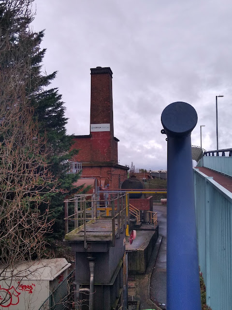 British Telecom, Cambridge, Coldhams Lane Bridge, Terminalia, Romsey, Psychogeography
