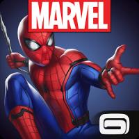 تحميل لعبة سبايدرمان Spider-Man Unlimited APK مهكرة Mod لـ Android