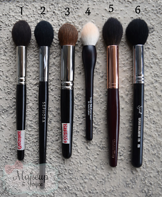 Pointed Contour Brushes