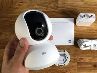 Mi's home security camera is stirring in the market, AI support will be available