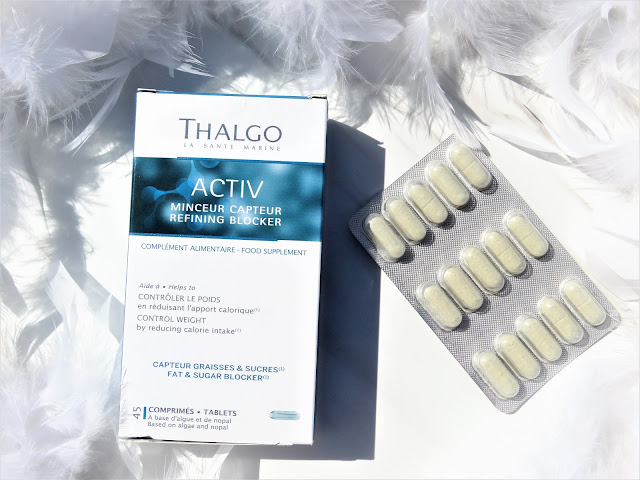 avis Activ Minceur Capteur - Gamme Minceur Thalgo, perte de poids, aide minceur, coupe faim, thalgo, anti cellulite