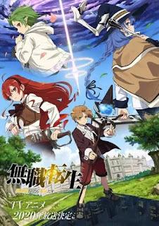 Mushoku Tensei: Isekai Ittara Honki Dasu Anime Sub Español Descargar Mega
