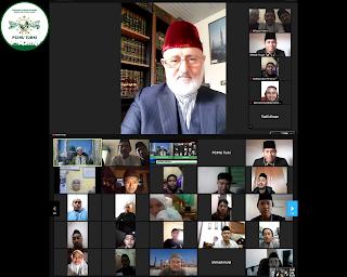 Peringatan Isra' Mi'raj PCINU Turki: Semangat Membumikan Tasawuf di Era Milenial