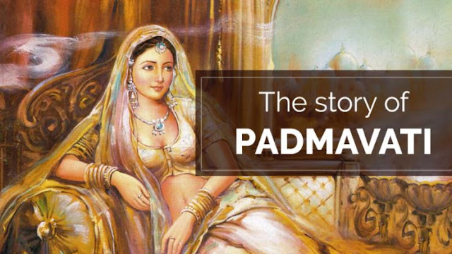 Real Life Story of Rani Padmavati