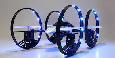 Spesifikasi Drone JJRC H3 - GudangDrone