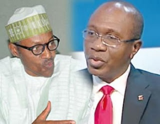 Naira Devaluation: Buhari Attacks CBN's Emefiele, Says The Policy Ruthles