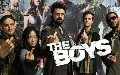 The Boys on Amazon Prime TV