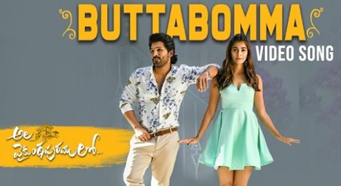 butta-bomma-full-video-song-download