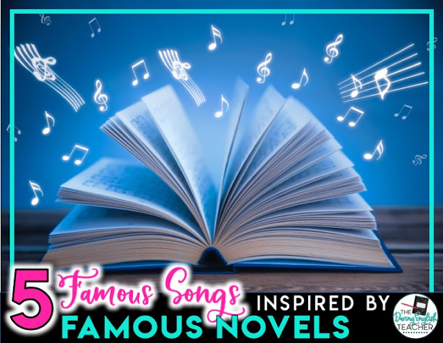 5 Famous Songs Inspired by Famous Novels