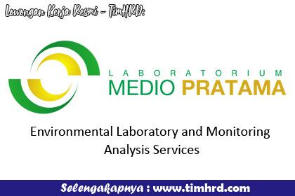 Lowongan Kerja Resmi PT. Laboratorium Medio Pratama