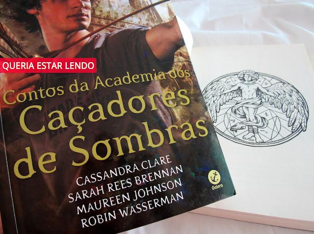 Resenha: Contos da Academia de Caçadores de Sombras
