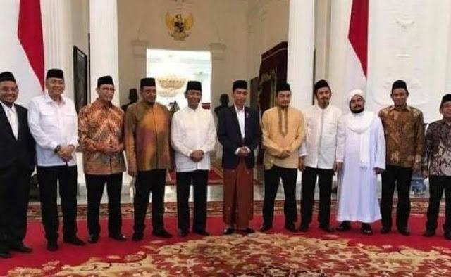 Jokowi Menang Telak 2 - 0 atas GNPF-MUI