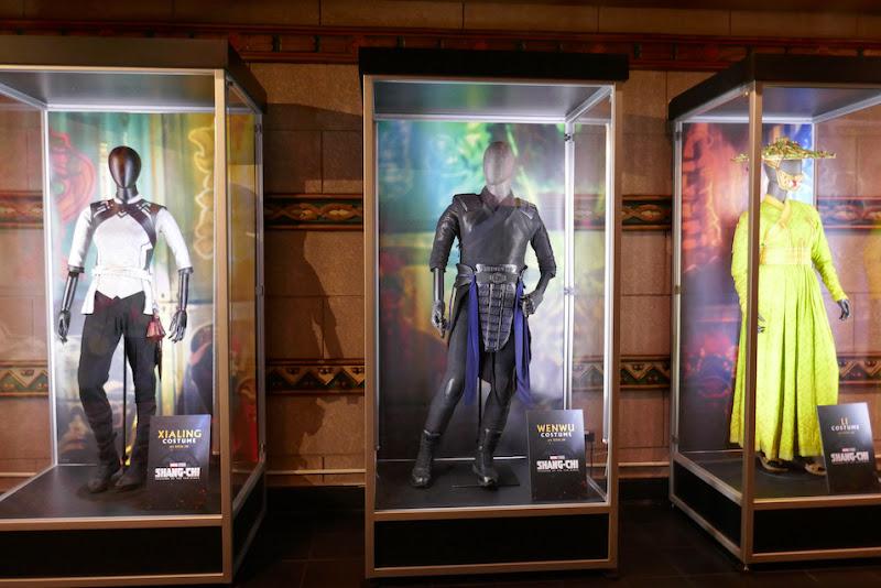 Shang-Chi Ten Rings film costumes