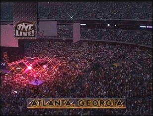 Georgia Dome Hosting WCW Nitro