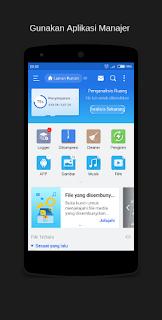Mengatasi memori internal android penuh padahal aplikasi sedikit