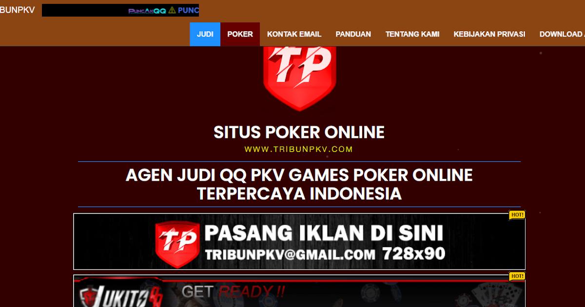 Dewa Poker | Idn Poker | Poker Online | Pkv Games: SITUS