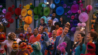 Sesame Street 50 Anniversary