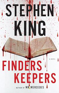 Finders Keepers - Horror Book - Stephen King