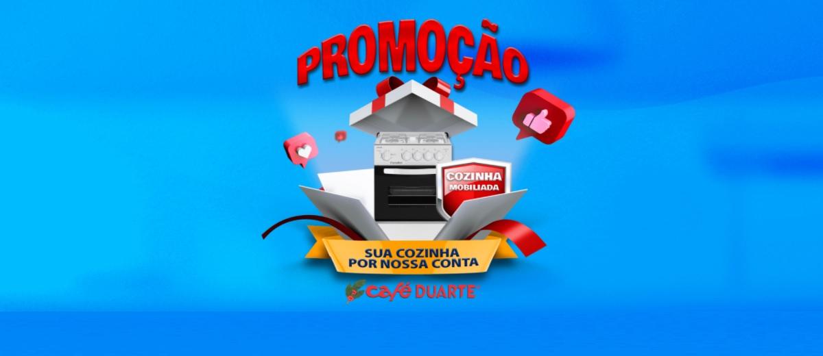 Promoção Café Duarte 2021 Sua Cozinha Por Nossa Conta