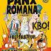 PANX ROMANA σήμερα στο Θέατρο Ρεματιάς