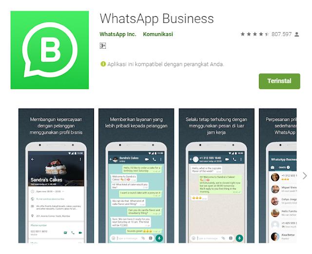 Cara Install Dua Akun Whatsapp Sekaligus dalam 1 Hp Android dengan Mudah