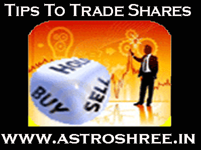tips to trade shares as per astrology
