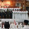 30 Anggota Paskibraka Kerinci 2021 Dikukuhkan Bupati Adirozal